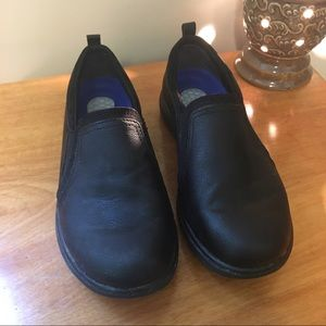 Dr. Scholl's Careers Black Non-Slip Shoes